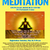 Kingston Concerts and Meditation Class