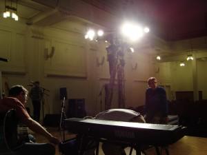 Soundcheck in Maribor (2)