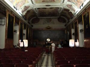 Concert Hall / Monastary in Graz