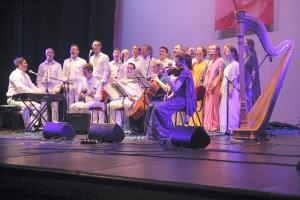 Sahadeva's Orchestra in concert